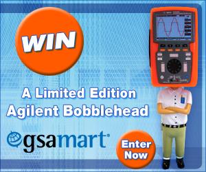 Win Agilent Bobblehead
